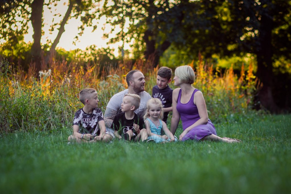 Lifestyle Photography at Golden Hour,
